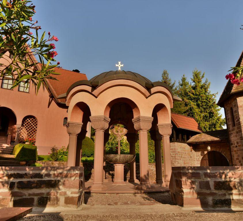 Im Klosterhof